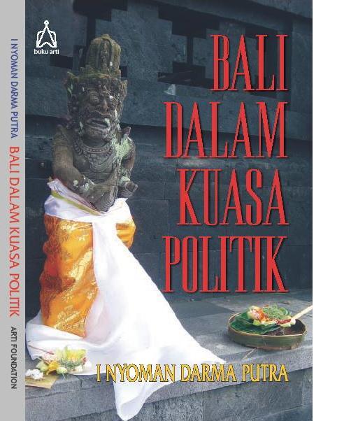 Sampul Buku Bali dalam Kuasa