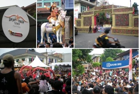 Foto-foto Gajah Mada Town Festival 2008 (Darma Putra).