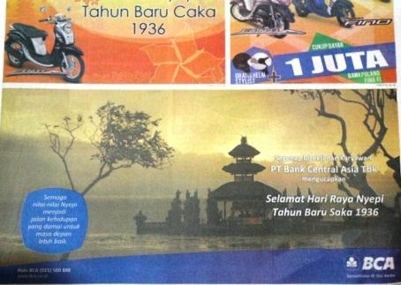 Bali Post, 28 Maret 2014