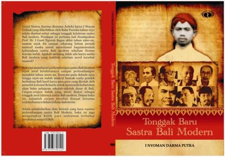 "Edisi Baru buku ""Tonggak Baru Sastra Bali Modern"""
