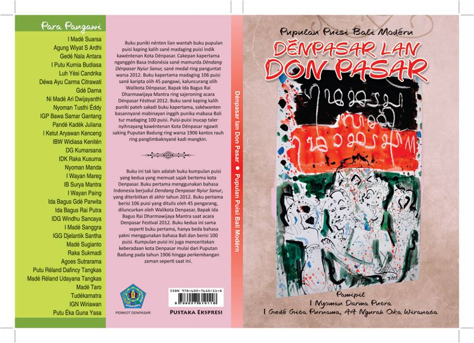 Kumpulan Cerpen dengan Tema/Latar Denpasar | Dasar Bali