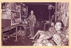 Awal dari Made's Warung, 1970-an. (foto dari internet)
