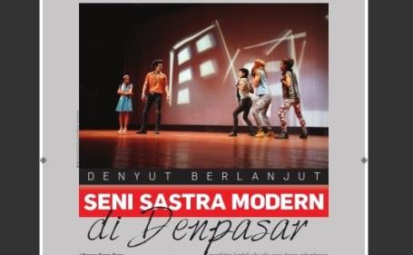 """Majalah Pemkot Denpasar """"Sewaka Dharma"""" Edisi # 01 - 2015"""