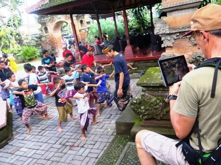 Puri Saren Ubud, Minggu, 31 Mei 2015