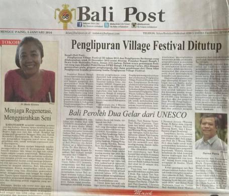 Versi lain, dimuat di Bali Post, Minggu, 3 Januari 2016.