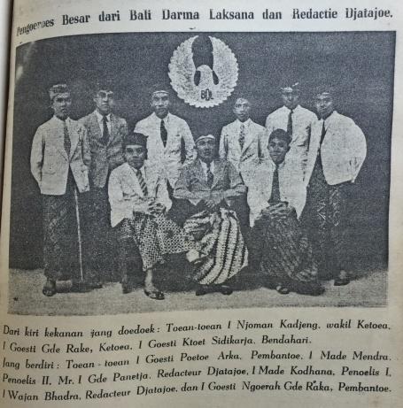 Foto repro Majalah Djatajoe, No. 7, 25 Februari 1938.
